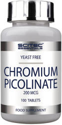 Scitec Nutrition Chromium Picolinate - 100db