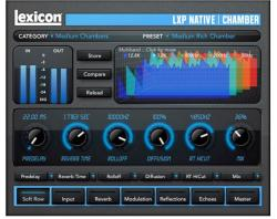 Lexicon LXP Native Reverb Bundle