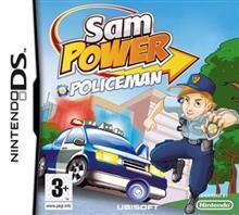 Ubisoft Sam Power Policeman (Nintendo DS)