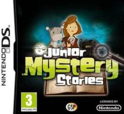 GSP Games Junior Mystery Stories (Nintendo DS)