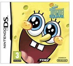 THQ Spongebob Truth Or Square (Nintendo DS)