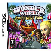 Majesco Wonder World Amusement Park (Nintendo DS)