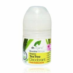 Dr. Organic Tea Tree (Roll-on) 50ml