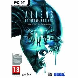 SEGA Aliens Colonial Marines [Limited Edition] (PC)