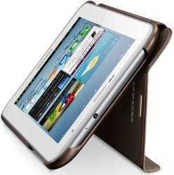 Samsung Book Cover for Galaxy Tab 2 7.0 - Brown (EFC-1G5SAECSTD)
