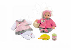 Smoby 160060 Baby Nurse ajándék baba szett