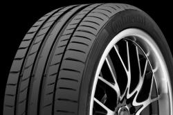 Continental ContiSportContact 5 SSR 285/45 R19 111W