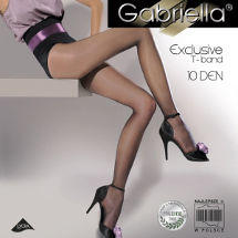 GABRIELLA Exclusive T Band 10 harisnya