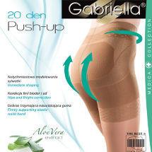 GABRIELLA Push-up 20 alakformáló harisnya
