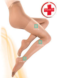 GABRIELLA Medica Relax 40 alakformáló harisnya