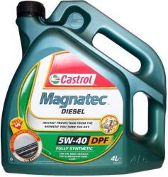 Castrol Magnatec Diesel 5W-40 DPF (4L)