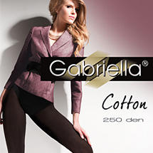 Gabriella  8646 Cotton 250 pamut harisnya