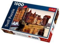 Trefl Gdansk Lengyelország 1500 db-os (26117)