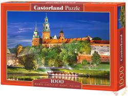Castorland Wawel Királyi Kastély Krakkó 1000 db-os (C-103027)