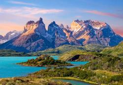 Castorland Torres del Paine Patagónia 1500 db-os (C-150953)