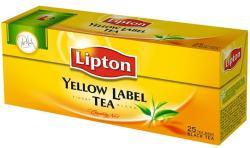 Lipton Yellow Label Fekete Tea 25 filter