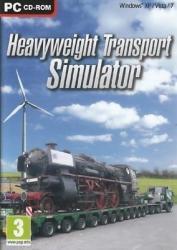 UIG Entertainment Heavyweight Transport Simulator (PC)