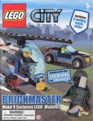 LEGO City Brickmaster Könyv