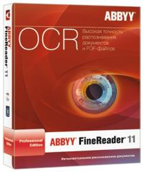 ABBYY FineReader 11.0 Professional Edition (HUN) FINEREAPRO11HUN