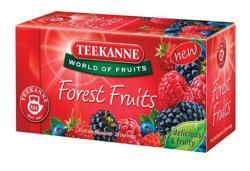 TEEKANNE Forest Fruits erdei gyümölcs 20 filter