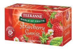 TEEKANNE Strawberry Sunrise eper tea 20 filter