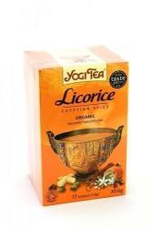YOGI TEA Édesgyökér Tea egyiptomi fűszerezéssel, BIO - 30g