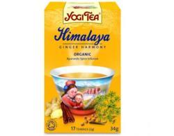YOGI TEA Himalaya Tea gyömbérrel 17 filter 30g