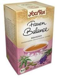 YOGI TEA Női Egyensúly Tea 30g