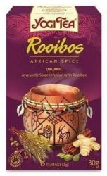 YOGI TEA Rooibos Tea afrikai fűszerezéssel 17 filter