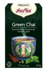 YOGI TEA Zöld Chai 30g 17 filter