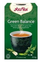 YOGI TEA Zöld Egyensúly 30g