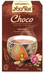 YOGI TEA Csokoládés tea azték fűszerezéssel - 17 filter