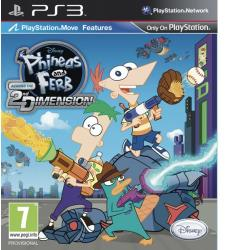 Disney Phineas and Ferb Across the 2nd Dimension (PS3)