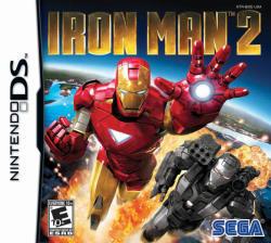 SEGA Iron Man 2 The Video Game (Nintendo DS)