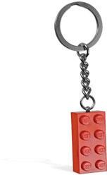 LEGO Kulcstartó 2x4-es elem 85015