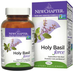 New Chapter Holy Basil Force 60db
