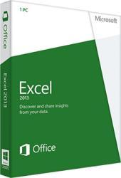 Microsoft Excel 2013 32/64bit ENG 065-07515