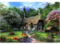 Educa Rose Cottage D Davison 1500 Piese (15165)