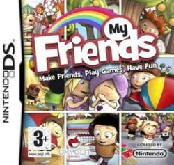 Oxygen My Friends (Nintendo DS)