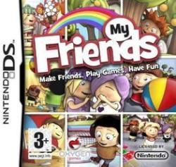 Oxygen My Friends (Nintendo DS)