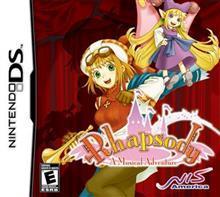 NIS America Rhapsody (Nintendo DS)