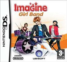Ubisoft Imagine Girl Band (Nintendo DS)