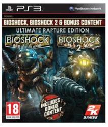 2K Games BioShock Ultimate Rapture Edition: BioShock + BioShock 2 (PS3)