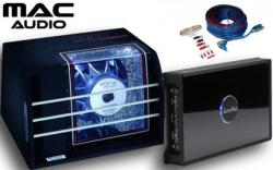 Mac Audio Reference BP Bass Pack