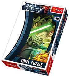 Trefl Klónok háborúja Yoda 60 (17206)