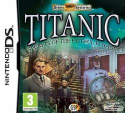 Activision Hidden Mysteries Titanic (Nintendo DS)