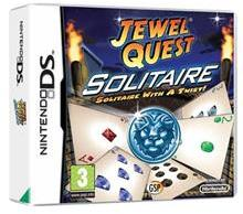 Avanquest Software Jewel Quest Solitaire (Nintendo DS)