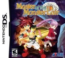 Nintendo Master Of The Monster Lair (Nintendo DS)