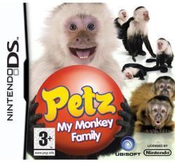 Ubisoft Petz My Monkey Family (Nintendo DS)