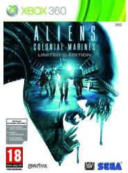 SEGA Aliens Colonial Marines [Limited Edition] (Xbox 360)